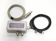 Lector de temperatura y posición con la sonda de temperatura digital