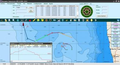 Receptor de detectores GPS v5.9.93