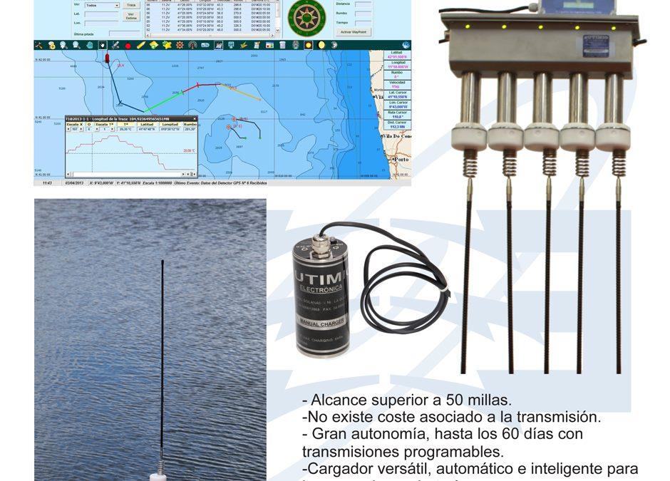 Eutimio incorpora detectores de palangre de nueva generación