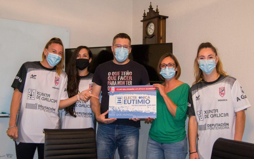 Electrónica Eutimio se convierte en patrocinador del Guardés